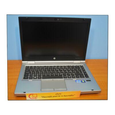 HP Elitebook 8460p I5 2520M 4x2500MHz/4GB/320G/DRW/CAM + Win10