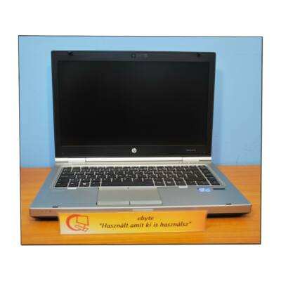 "HP 8470p Core I5 3320M 4x2600MHz/4GB/320G/DRW 14,1"" + Win"