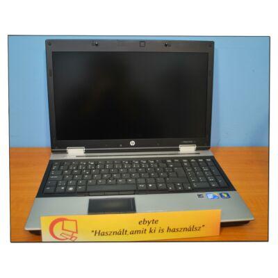 """HP EliteBook 8540p I5 520M 4x2400MHz/4GB/250/DRW/CAM/NVS5100 15,6""""+ Win10"""
