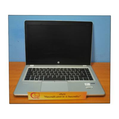 "HP Folio 9470M Core I5 3437U 4x2900MHz/4G/128G SSD+ 320G HDD 14,1""+ Win10"