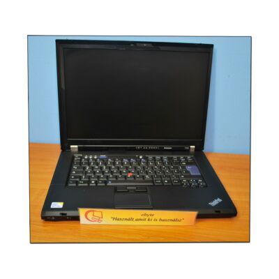 "Lenovo T500 Core2 P8600 2x2400/2G/160G/DRW 15,4"""