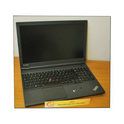 "Lenovo T540p Core I7 4710MQ 8x2,5GHz/8GB/256GB SSD/DRW/Geforce 730M 15,6"" FHD+ Win"