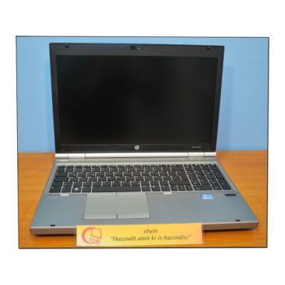 "HP EliteBook 8560p I7 2620 4x2700MHz/4GB/320GB/DRW/CAM 15,6""+ Win10"
