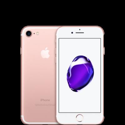 Apple iPhone 7 128GB Rose Gold újszerű+ töltő felújított