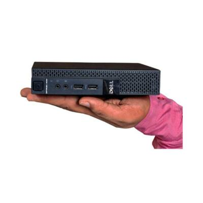 DELL 3020M mini PC Core I3 4160T 4x3100/4/500/1xDP+ Win