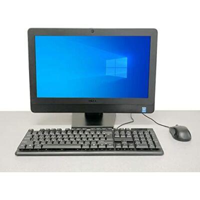 """DELL 3030 AIO Core I3 4150 4x3500/4GB/500/cam/wifi 19,5"""" LED+ Win"""