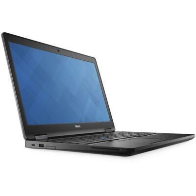 """Dell 5580 Core I5 6300U 4x2400/8G/256GB SSD/CAM HDMI 15,6"""" FHD+ Win"""