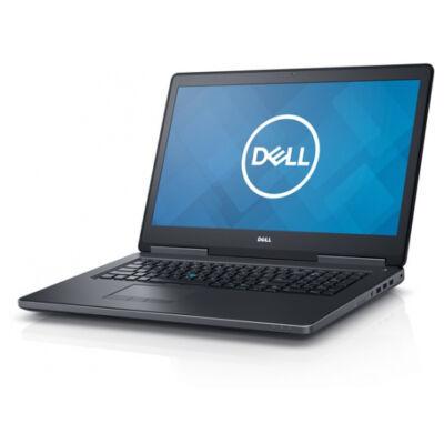 """Dell Precision 7710 Xeon E3-1335M v5 8x2900/32G/1000G SSD/QM5000M/CAM 17,3"""" FULL HD+ Win"""