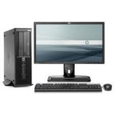 "HP Pro 600 G2 Core I3 6320 4x3900SFF+ 19"" Wide LCD+ Win"