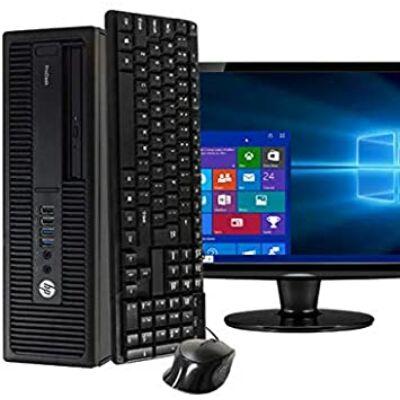 """HP Pro 600 G1 Core I3 4330 4x3500SFF+ 19"""" LCD+ Win"""