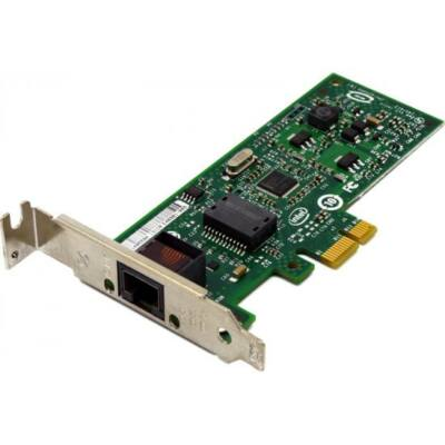 Intel PRO/1000 PT (893647) PCIe 1x EXPI9301CT LAN (hálózati) kártya LOW profil