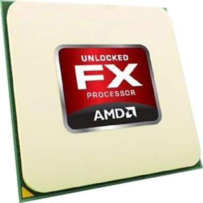 AMD Bulldozer FX-4130 Quad-Core 3.8GHz AM3+ Processzor