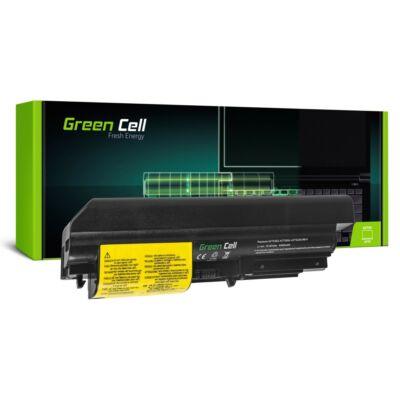 """Lenovo AKKU T61/R61/T400/R400 14,1"""" 4400mAh Green Cell"""
