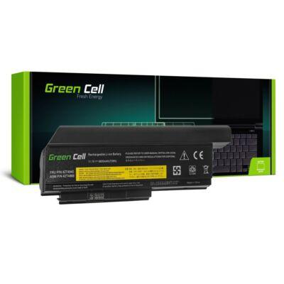 Lenovo AKKU X220/X220i/X220s 6600mAh Green Cell