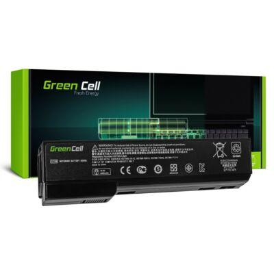 HP AKKU 8460p/8560p/8470p/8570p/6360b/6470b... 4400mAh Green Cell