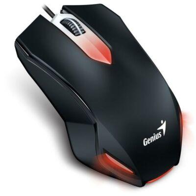 Genius X-G200 Gaming USB optikai egér ÚJ