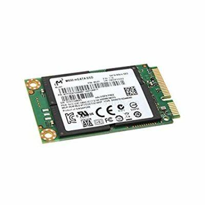 Micron M600 mtfddat128mbf 128GB mSata SSD