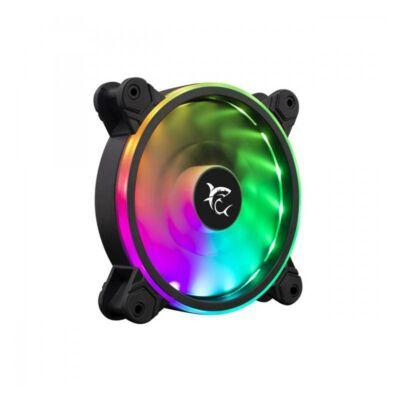 WHITE SHARK PULSAR GCF-1262-04-V 120X120MM VENTILLÁTOR, RGB (ÚJ)