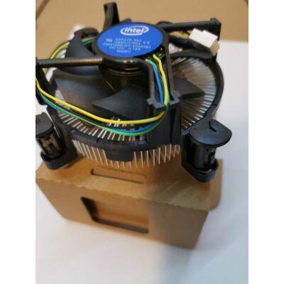 Intel s1155-s1156 újszerű CPU cooler (bepattintós)