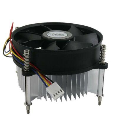 Intel s1155-s1156 használt CPU cooler (csavaros)