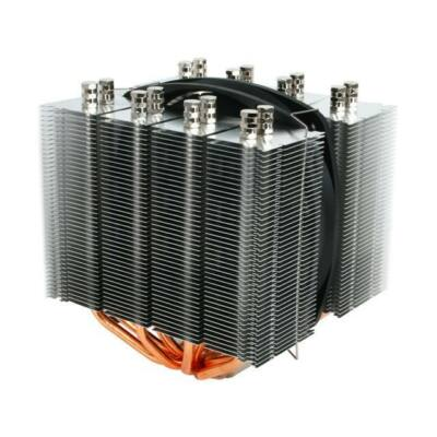Scythe Mine 2 SCMN-2000 775/1366/1155/1156 használt CPU cooler (bepattintós) rézmagos