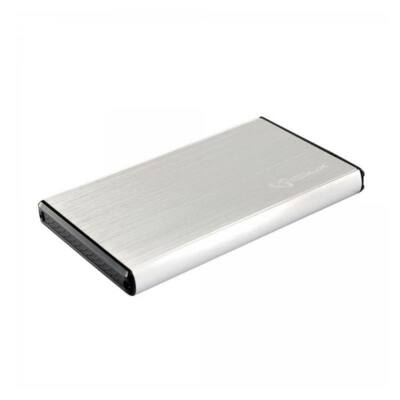 "SBOX HDC-2562W USB 3.0 HDD HÁZ 2,5"" SATA,FEHÉR"