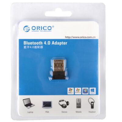 USB Bluetooth Vevő 4.0 (PC-hez, notebook-hoz) ÚJ