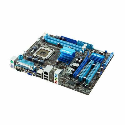 ASUS P5G41T-M LX alaplap (s775, DDR3)