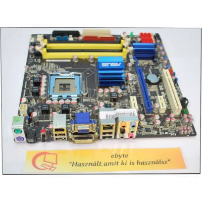 ASUS P5Q-EM DO OEM alaplap (s775, DDR2)
