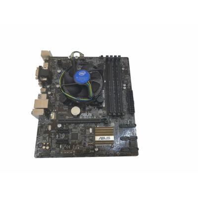 Asus  B150M-A alaplap & Core I5 6400 4x2700MHz+ hűtő