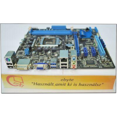 ASUS P8H61-M LE/USB3 s1155 alaplap