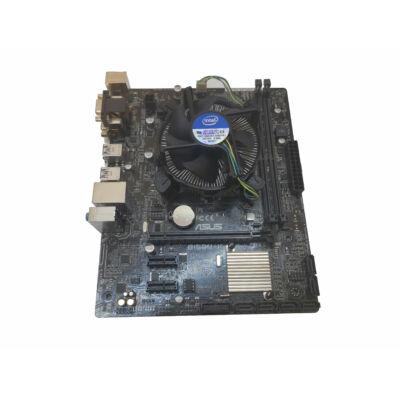 Asus  B150M-K alaplap & Core I5 6600 4x3300MHz+ hűtő