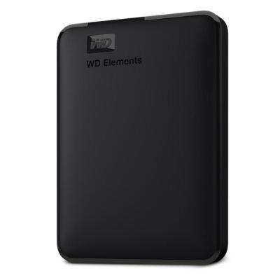 1000GB Külső HDD WD Elements ÚJ