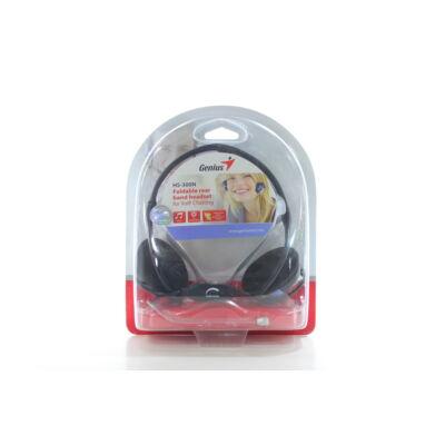 Genius HS-300N Headset új