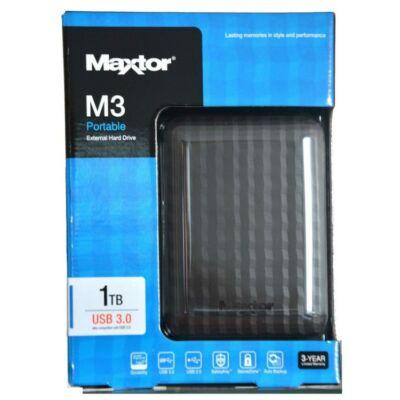 1000GB Külső HDD Maxtor M3 ÚJ