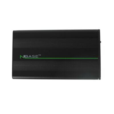 """HDD ház USB2 2,5"""" N-Base EH-25NC ÚJ"""