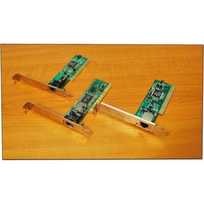 PCI LAN/ hálózati kártya 10/100 (vegyes)