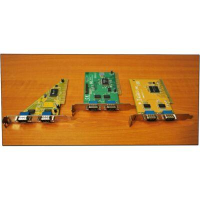 PCI Soros / Com port 2x (vegyes)