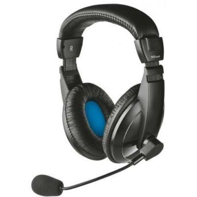 Trust Quasar headset, csomagolt