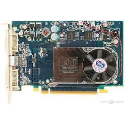 HD3650 512M  DDR2  Sapphire  PCI-E videokártya