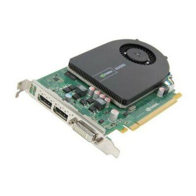 NVidia Quadro 2000 1GB DDR5 128bit PCI.E videokártya