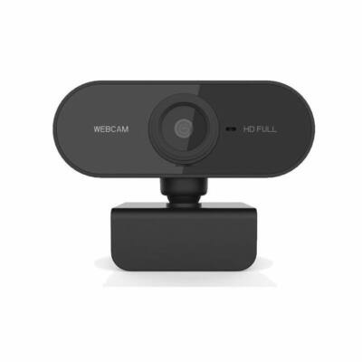Webcam HD FULL mikrofonos webkamera ÚJ
