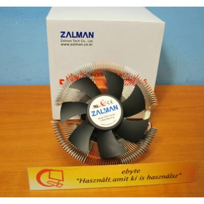 Zalman CNPS7700-ALCU Intel/AMD CPU Cooler