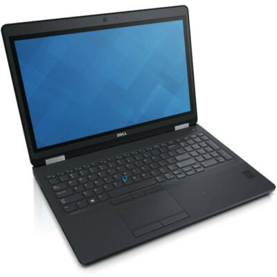 """DELL E5570 Core I7 6820HQ 8x2700MHz/16G/512G SSD/DRW/ATI R7 M370/CAM FHD Touch 15,6""""+ Win"""