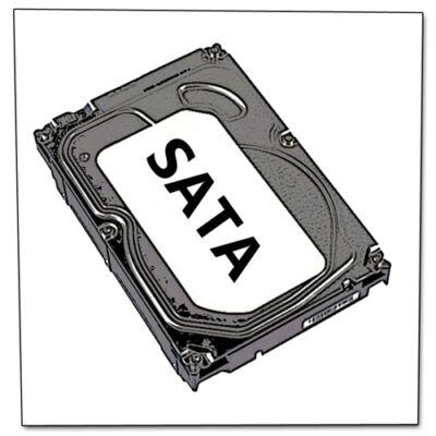 """500GB sata HDD (vegyes márka) 3,5"""" PC"""