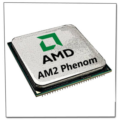 AMD Phenom X3-8650 3x2300MHz am2/am2+ OEM CPU