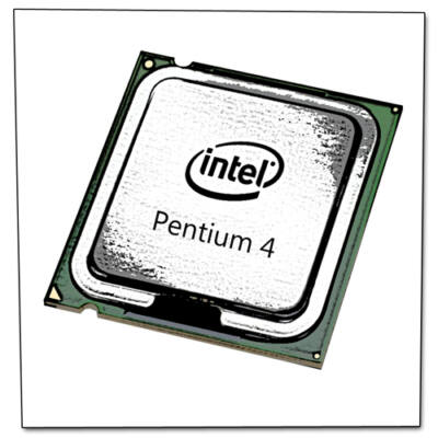 P4 3200MHz/1M/800 s775 OEM CPU