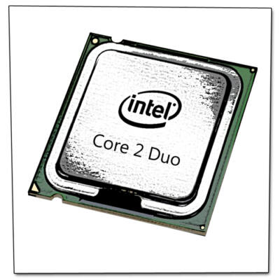 Core 2 Duo E7600 2x3060MHz/3M/1066 s775 OEM CPU