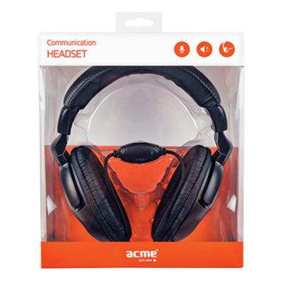 Acme CD850 Mikrofonos fejhallgató ÚJ