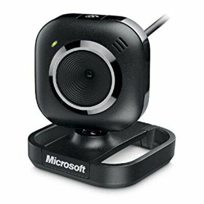 Microsoft Lifecam VX-2000 USB mikrofonos Webkamera